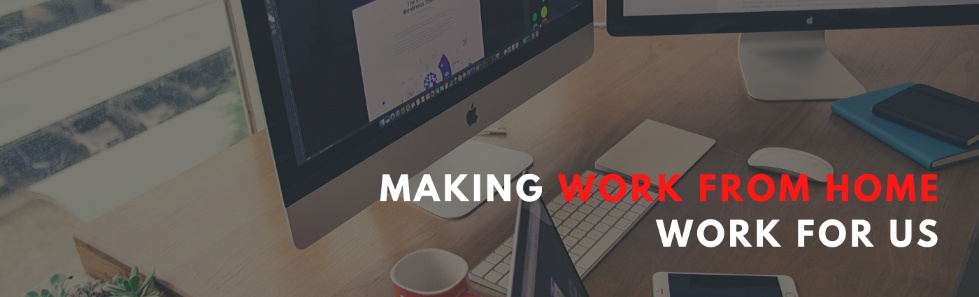 5 tools that enable us to work from home