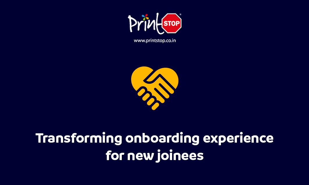 Delivering an incredible onboarding experience to 200+ new joinees at a global HR company