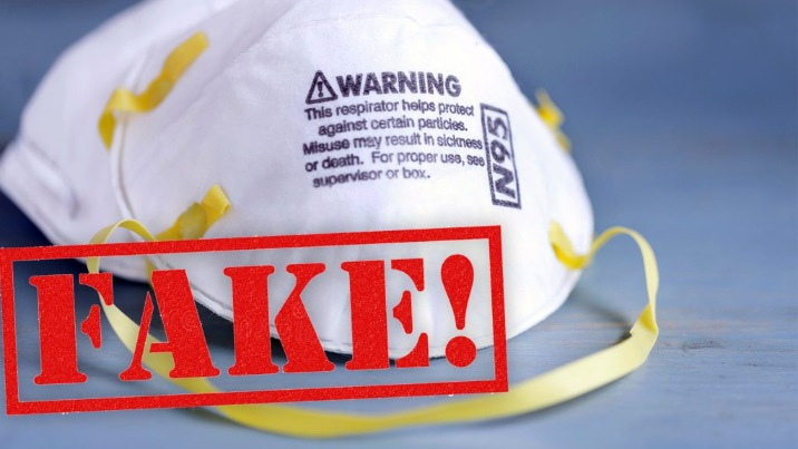 How to Spot Fake N95 Masks? | Protect Lives