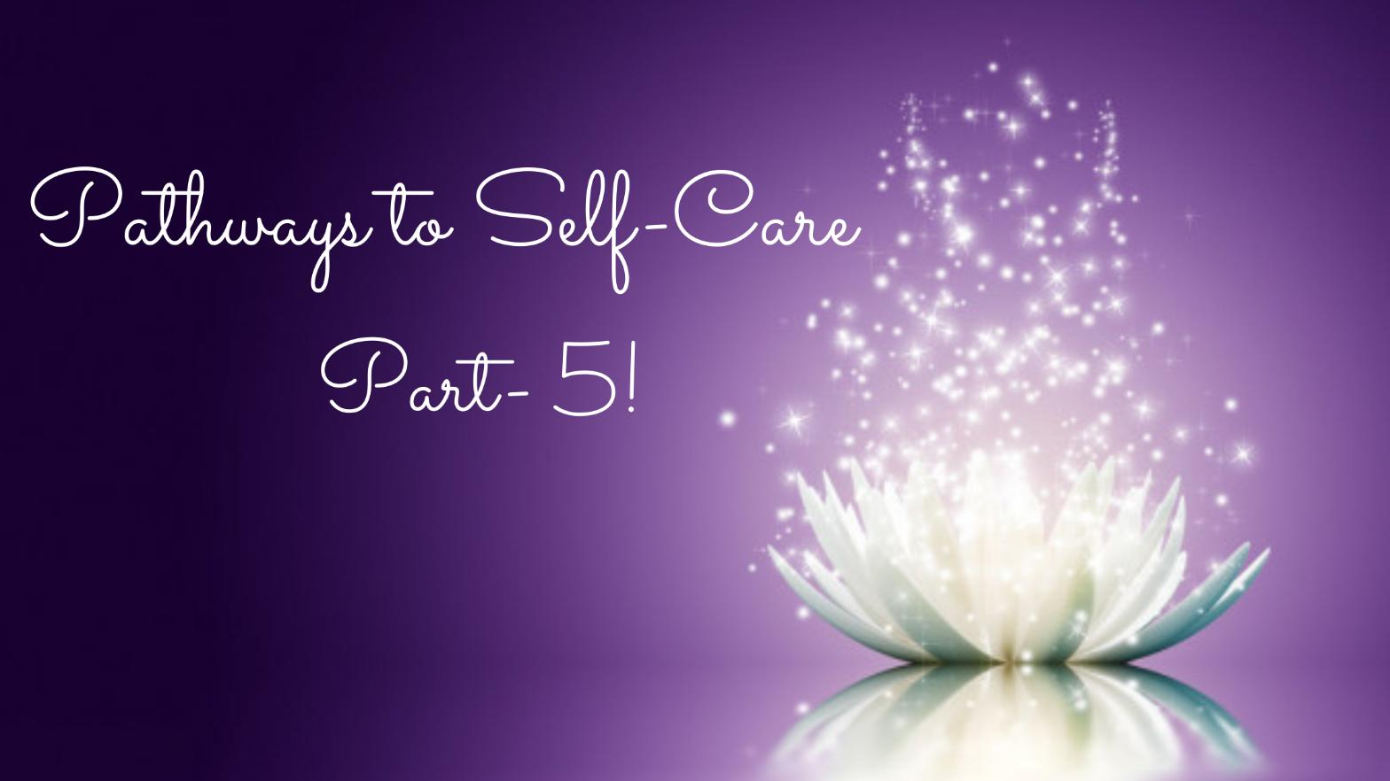 pathways to self care
