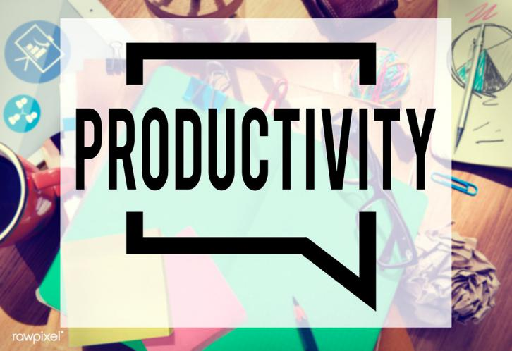 Six Effective ways to improve productivity at Workplace