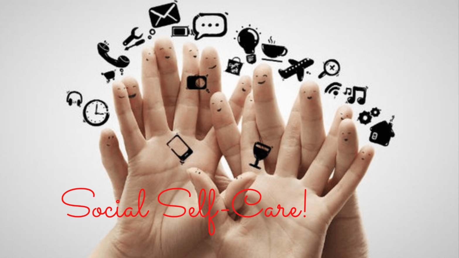 social self care