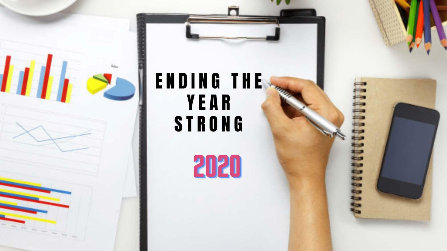 Year Ending 2020
