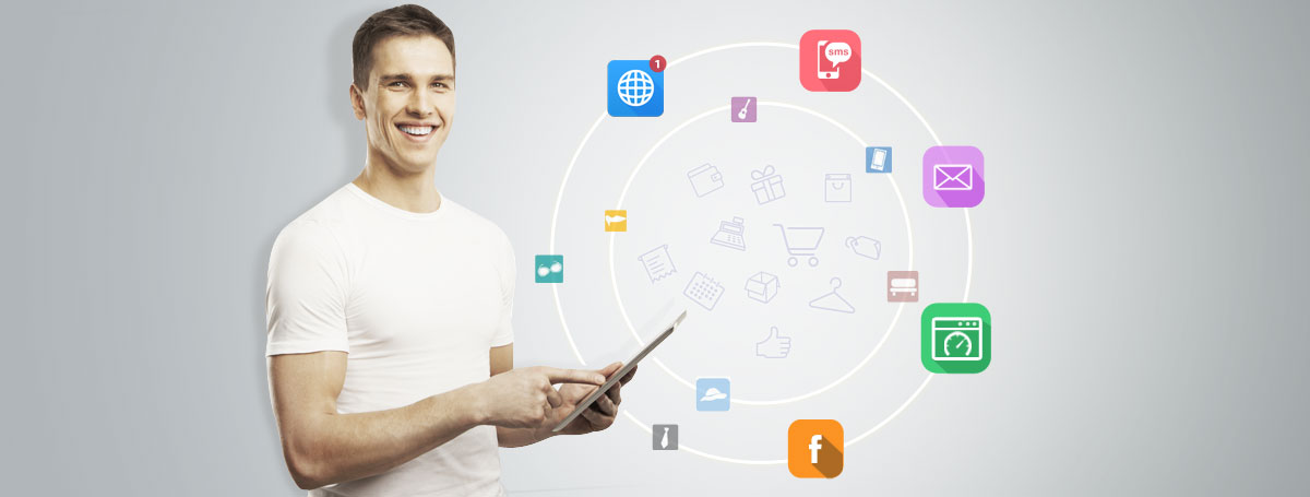 How do your visitors discover your products?